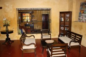 La Casa Amarilla in Mompos
